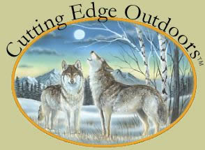 Cutting Edge Outdoors logo. Copyright 2000.